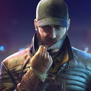 Watch Dogs 3 Legion Trench Coat