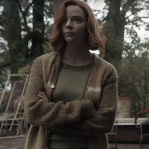 The Queen's Gambit Beth Harmon Sweater