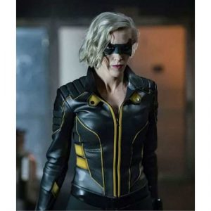 Arrow Laurel Lance Season 8 Spinoff Jacket