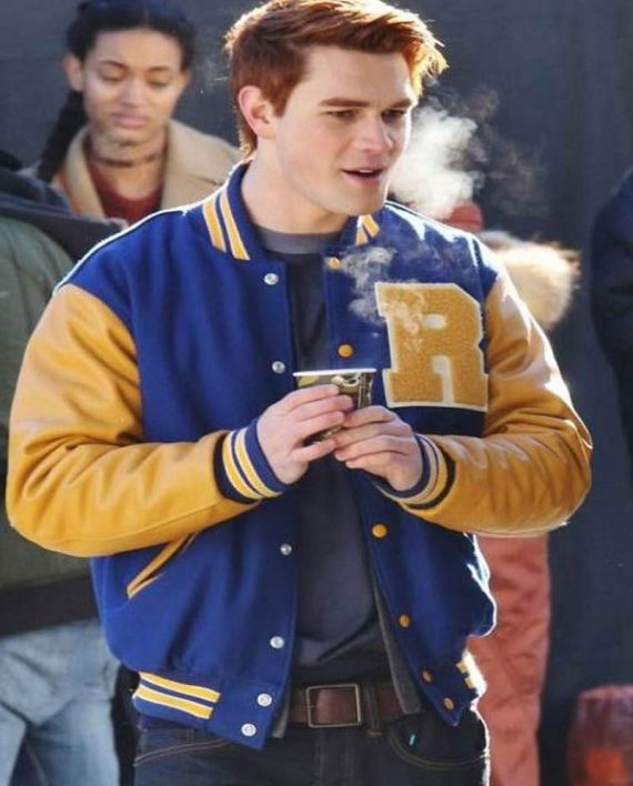 Archie Andrews Riverdale Kj Apa Jacket