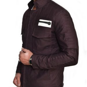 Diego Luna Captain Cassian Andor Cotton Jacket