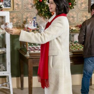 Catherine Bell Meet Me at Christmas Coat