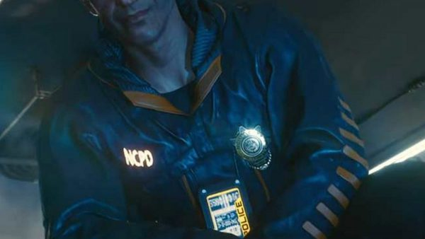 Cyberpunk 2077 Stints Jacket