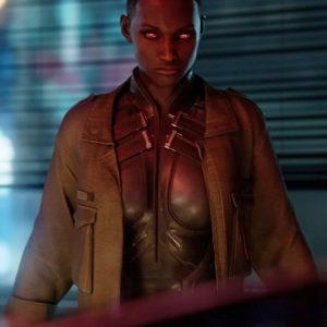 Cyberpunk 2077 T-Bug Jacket