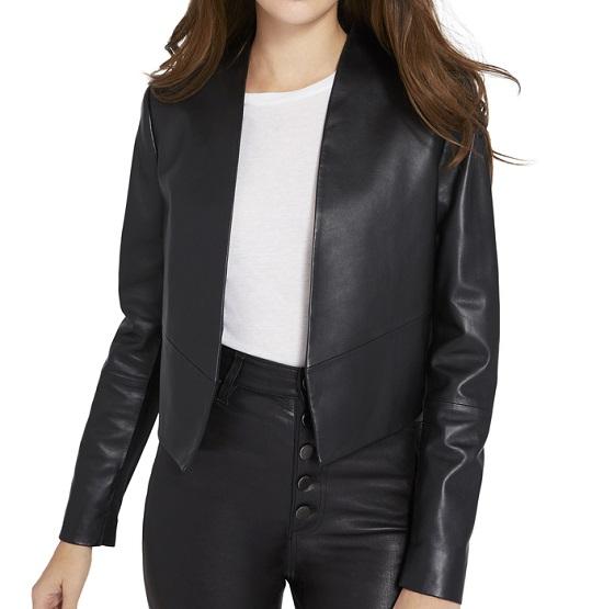 Emily in Paris Lily Collins Black Jacket