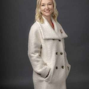 Christmas Creek Kari Matchett Coat