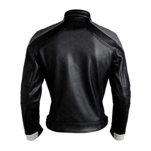 Robbie Reyes Agent of Shield Leather Jacket