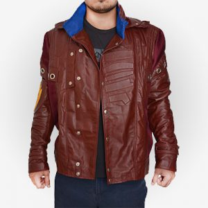 Galaxy Star Lord Peter Quill Jacket