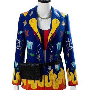 Harley Quinn Birds Of Prey Blazer