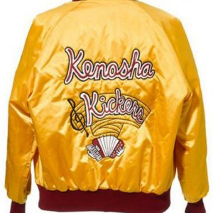 Kenosha Kickers Home Alone Yellow Jacket