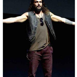 Justice League Jason Momoa Vest
