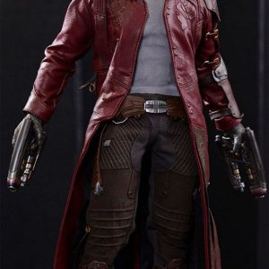 Peter Quill Guardians Of The Galaxy Star Lord Coat