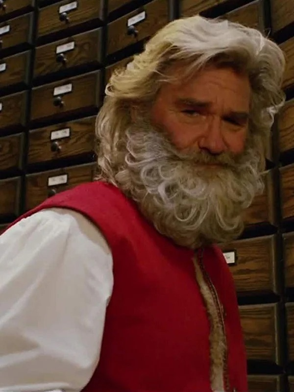 The Christmas Chronicles Kurt Russell Vest