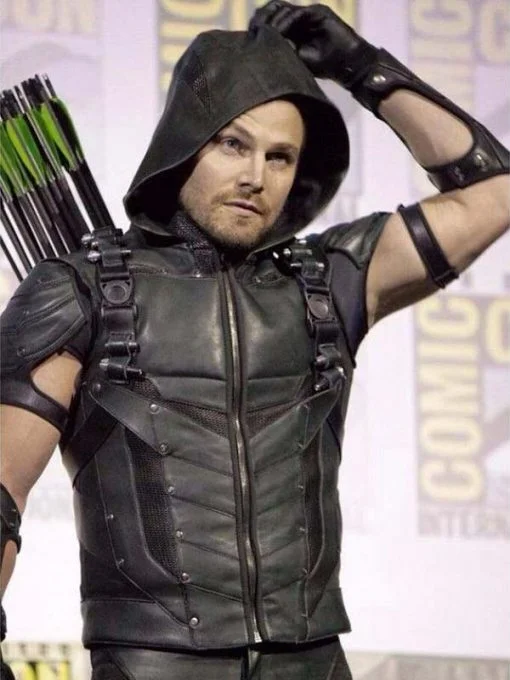 Green Arrow Season 4 Jacket