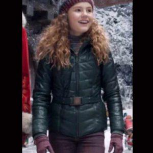 The Christmas Chronicles 2 Kate Jacket