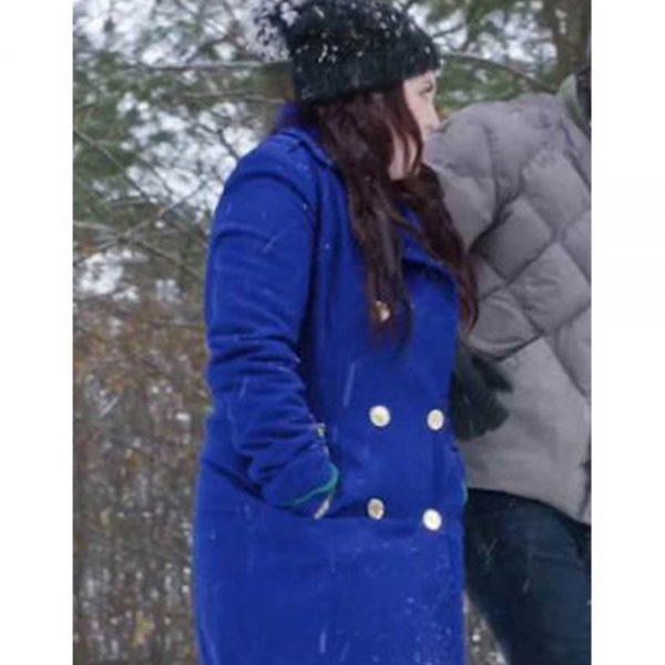 The Christmas Listing Lexi Giovagnoli Coat