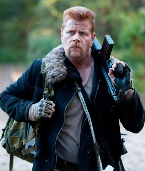 Abraham Ford Jacket By The Walking Dead