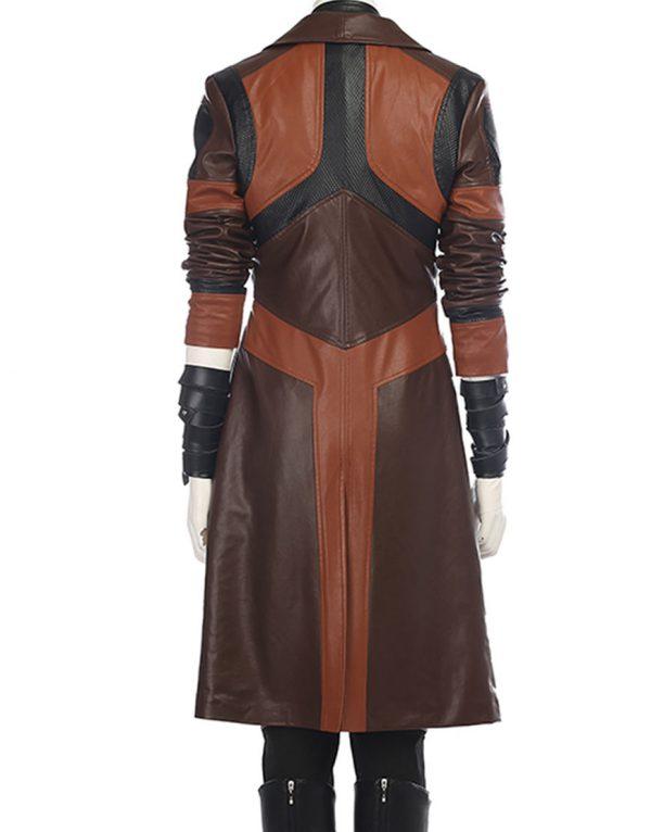 Guardians Of The Galaxy Vol 2 Gamora Coat