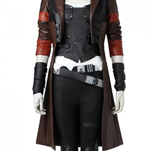 Guardians Of The Galaxy Vol 2 Gamora Coat