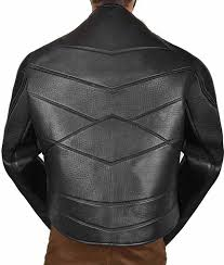Brixton Idris Elba Fast & Furious Black Jacket