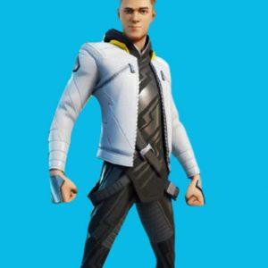 Fortnite Season 4 Slim Fit Jacket