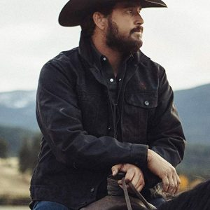 Cole Hauser Yellowstone Cotton Jacket