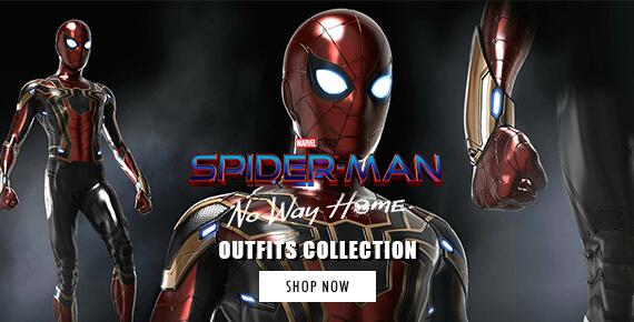 spiderman no way home jackets