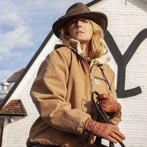 Yellowstone Beth Dutton Bomber Jacket
