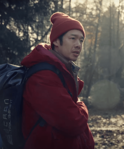 vincent prey yung ngo red jacket