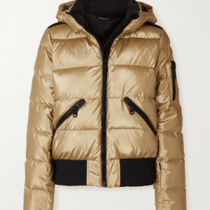 Ted Lasso Juno Temple Puffer Jacket